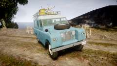 Land Rover Series II 1960 v2.0