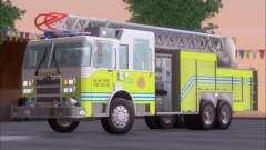 Pierce Arrow XT Miami Dade FD Ladder 22 para GTA San Andreas