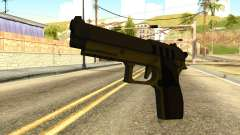 Pistol from GTA 5