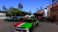 Nissan 200SX Elite Gas