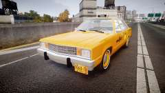 Ford Fairmont 1978 Taxi v1.1