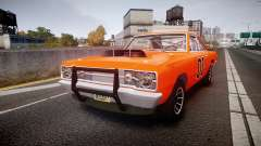 Dodge Dart HEMI Super Stock 1968 rims4