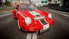 Porsche 911 Carrera RSR 3.0 1974 PJ216