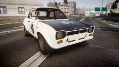 Ford Escort RS1600 PJ10 para GTA 4