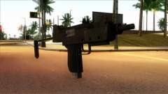 Micro SMG from GTA 5