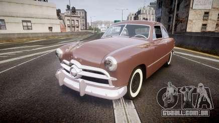 Ford Business 1949 para GTA 4