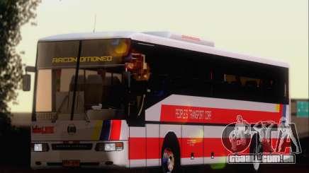 Nissan Diesel UD Peoples Transport Corporation para GTA San Andreas