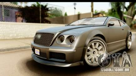 GTA 5 Enus Cognoscenti Cabrio SA Mobile para GTA San Andreas