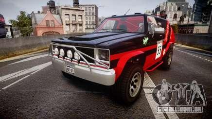 Declasse Rancher Sandking style para GTA 4