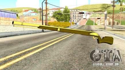 Rifle from GTA 5 para GTA San Andreas