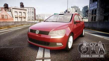 Volkswagen Gol G6 iTrend 2014 rims1 para GTA 4