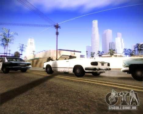 Glazed Graphics para GTA San Andreas terceira tela