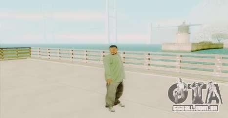 Ghetto Skin Pack para GTA San Andreas twelth tela