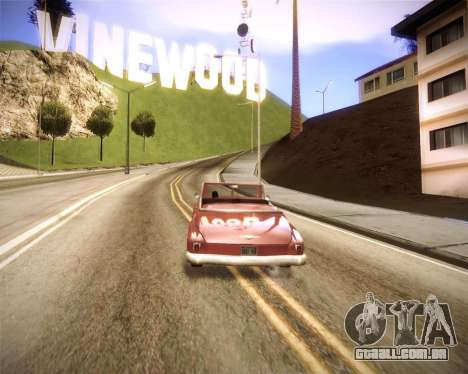 Glazed Graphics para GTA San Andreas
