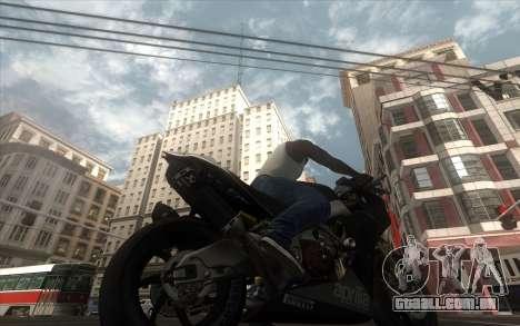 Classic Dark ENB para GTA San Andreas segunda tela