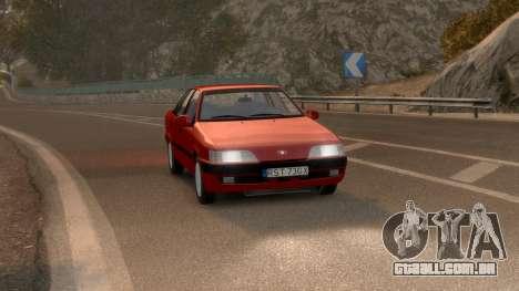 Daewoo Espero 1.5 GLX 1996 para GTA 4 vista direita