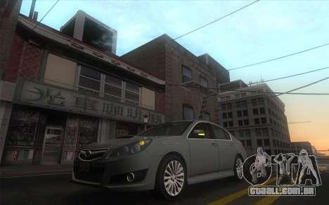 Classic Dark ENB para GTA San Andreas terceira tela