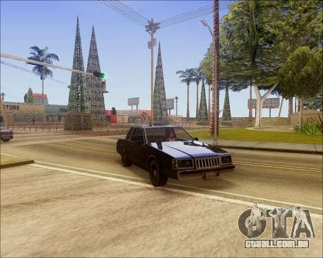 ENB by Nietto for SA:MP para GTA San Andreas