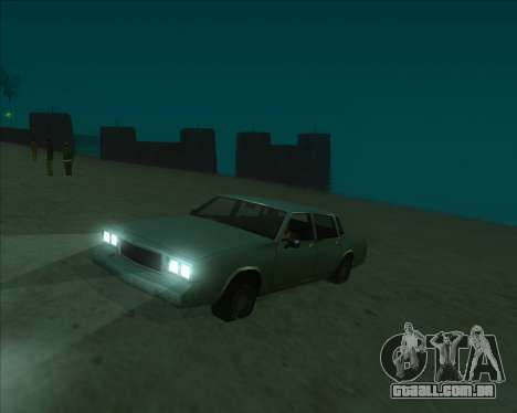ENBSeries NEW Perfect Effects para GTA San Andreas terceira tela