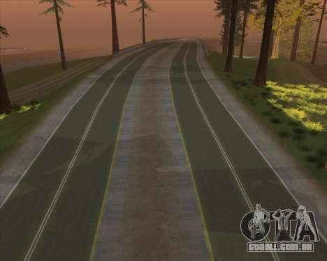 New Roads para GTA San Andreas terceira tela