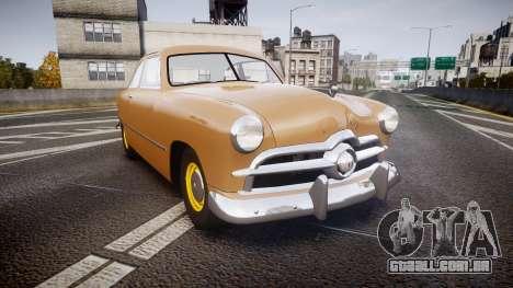 Ford Business 1949 v2.1 para GTA 4