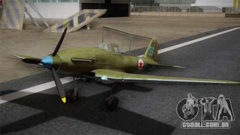 ИЛ-10 Korean Air Force para GTA San Andreas
