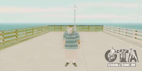 Ghetto Skin Pack para GTA San Andreas terceira tela