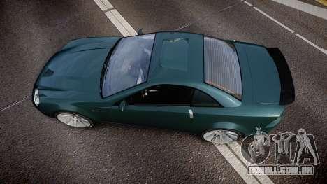 Benefactor Feltzer V8 Sport para GTA 4 vista direita