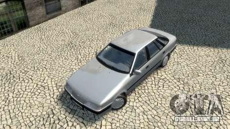 Daewoo Espero 1.5 GLX 1996 para GTA 4 vista inferior