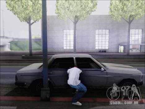 Máquina de corte para GTA San Andreas segunda tela