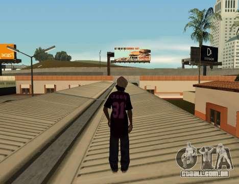 Cleo Slap para GTA San Andreas terceira tela