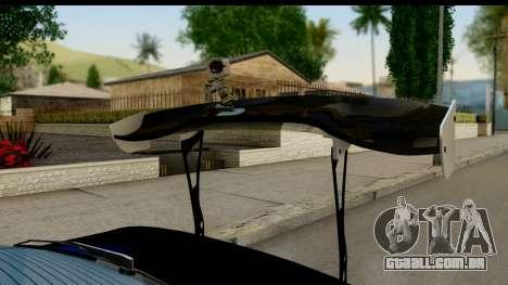 Nissan Silvia S14 Kouki Skin para GTA San Andreas vista direita