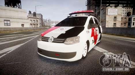 Volkswagen Suran PMESP [ELS] para GTA 4