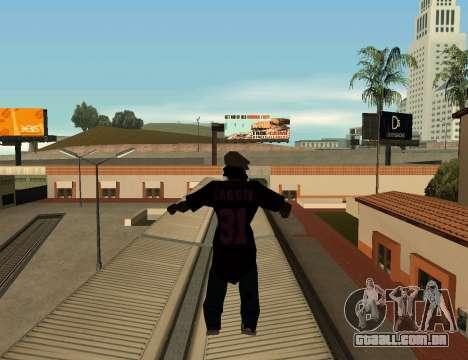 Cleo Slap para GTA San Andreas segunda tela