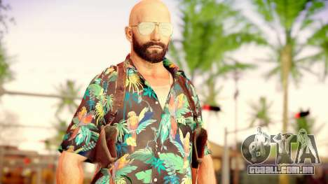 ENB Flash Real Overhaul para GTA San Andreas