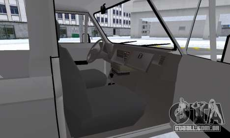 Aro 242 para GTA San Andreas interior