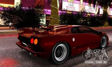 GTA 5 ENBSeries v3.0 Final para GTA San Andreas