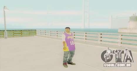 Ghetto Skin Pack para GTA San Andreas décima primeira imagem de tela