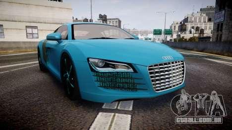 Audi R8 Tron Legacy [EPM] para GTA 4