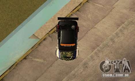 Mitsubishi Lancer Evo 9 VCDT V2 para GTA San Andreas vista direita