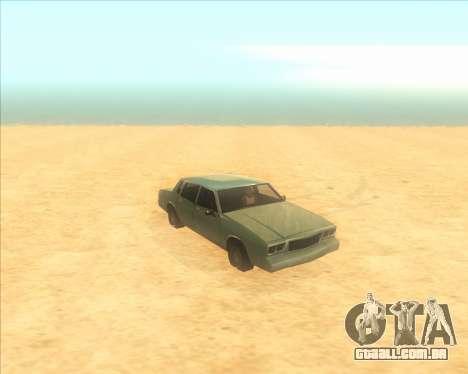 ENBSeries NEW Perfect Effects para GTA San Andreas