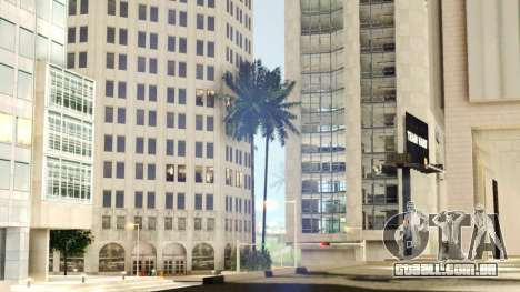 Miami Sunset ENB para GTA San Andreas