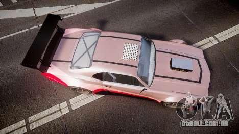 Declasse Sabre GT-R [Update] para GTA 4 vista direita