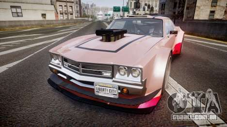 Declasse Sabre GT-R [Update] para GTA 4