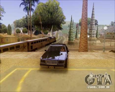 ENB by Nietto for SA:MP para GTA San Andreas segunda tela