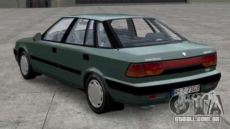 Daewoo Espero 1.5 GLX 1996 para GTA 4 esquerda vista