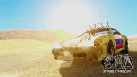 Elegy 23 February para GTA San Andreas