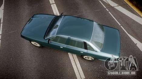 GTA V Vapid Stanier new wheels para GTA 4 vista direita