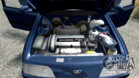 Daewoo Espero 1.5 GLX 1996 para GTA 4 rodas