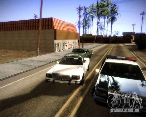 Glazed Graphics para GTA San Andreas segunda tela